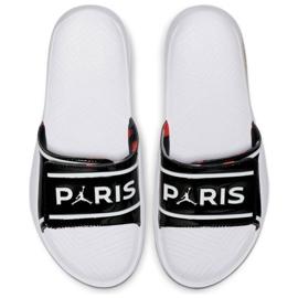 Pantofole Nike Jordan Hydro 7 V2 Psg M CJ7244-001 nero