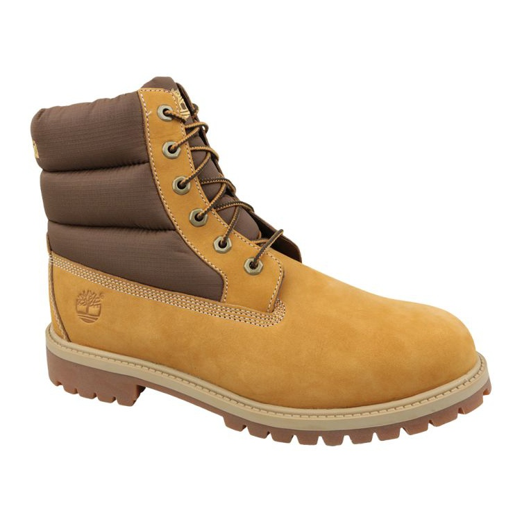 Stivali invernali Timberland 6 In Quilit Boot Jr C1790R marrone