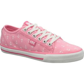 Scarpe Helly Hansen Fjord Canvas Shoe V2 W 11466-185 rosa