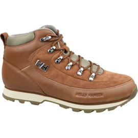 Scarpe Helly Hansen The Forester W 10516-580 marrone