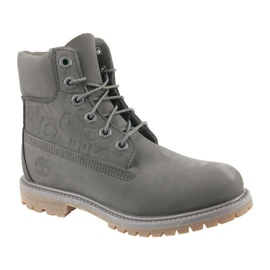 Timberland 6 In scarpe Premium Boot W A1K3P grigio