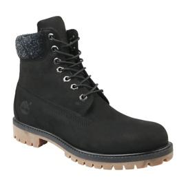 Timberland 6 In scarpe Premium Boot M A1UEJ nero