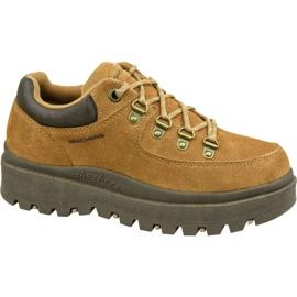 Scarpe Skechers Shindigs-Stompin 48582-TAN marrone