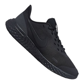 Scarpe Nike Revolution 5 Gs Jr BQ5671-001 nero
