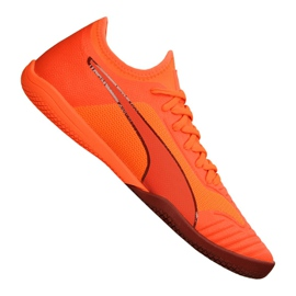 Scarpe da interni Puma 365 Sala 1 M 105753-02 arancione rosso, arancione