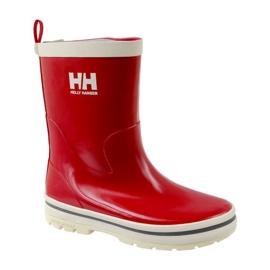 Scarpe Helly Hansen Midsund Jr 10862-162 rosso