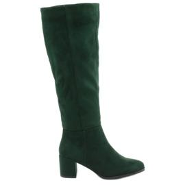 Stivali verdi Sergio leone verde