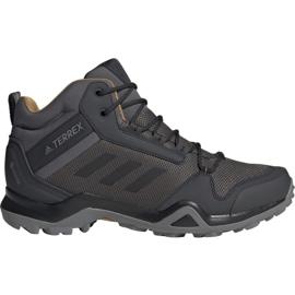 Scarpe Adidas Terrex AX3 Mid Gtx M BC0468 grigio