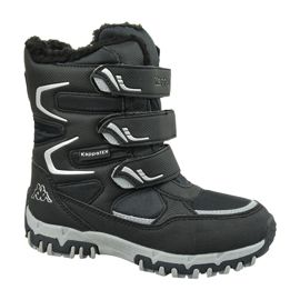 Scarpe Kappa Great Tex Boot Jr 260558T-1115 nero
