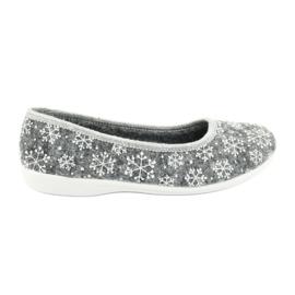 Pantofole in feltro fiocco di neve Adanex 24213