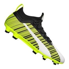 Scarpe da calcio Puma One 5.3 Fg / Ag M 105604-03 giallo giallo