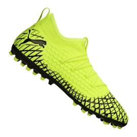Scarpe da calcio Puma Future 4.3 Netfit Mg M 105684-03 giallo giallo