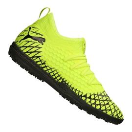 Scarpe da calcio Puma Future 4.3 Netfit Tt M 105685-03 giallo giallo