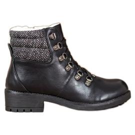 J. Star Stivali alla moda nero