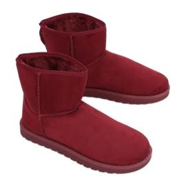 Stivali da neve emusy claret C-08 Ed rosso