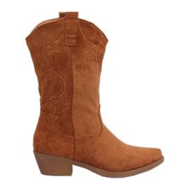 Cammello da cowboy da donna NC972 Camel marrone
