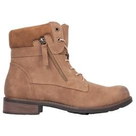 Goodin Stivali marroni marrone