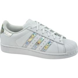 Scarpe Adidas Originals Superstar Jr F33889 bianco
