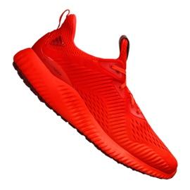 Scarpe Adidas Alphabounce Em M BW1202 rosso