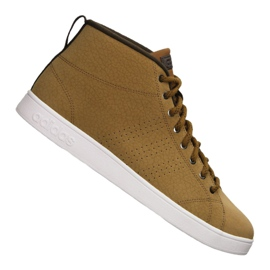 Scarpe Adidas Advantage Cl Mid Winter M BB9898 marrone