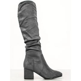 Seastar Stivali al ginocchio grigi grigio