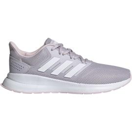 Scarpe Adidas W Runfalcon EE8166 porpora