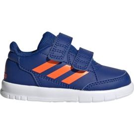 Scarpe Adidas AltaSport Cf I Jr G27108 blu