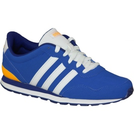 Scarpe Adidas V Jog Kids AW4835 blu