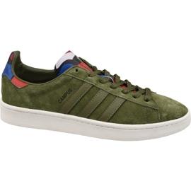 Scarpe Adidas Campus M BB0077 verde