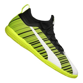 Scarpe da calcio Puma One 5.3 It Ic M 105649-03 giallo