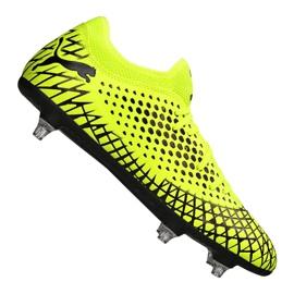 Scarpe da calcio Puma Future 4.4 Sg Fg M 105687-02 giallo giallo