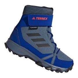 Scarpe Adidas Terrex Snow Cf Cp Cw Jr G26579