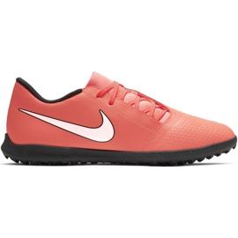 Scarpe da calcio Nike Phantom Venom Club Tf M AO0579 810 bianco, arancione arancione