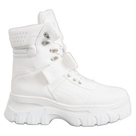 Seastar Stivali alla moda caldi bianco