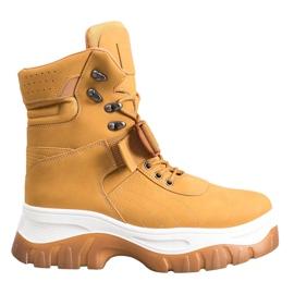 Seastar Stivali alla moda caldi marrone