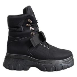 Seastar Stivali alla moda caldi nero