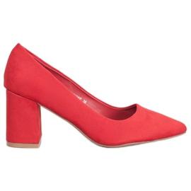 Seastar Pompe eleganti rosso