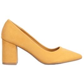 Seastar Pompe eleganti giallo