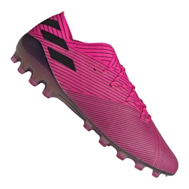 Scarpe da calcio Adidas Nemeziz 19.1 Ag Fg M FU7033 porpora