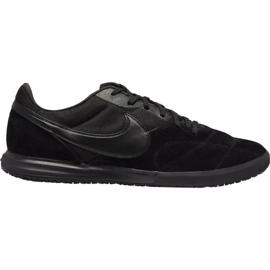 Scarpe da calcio Nike Premier Ii Sala M Ic AV3153 011 nero nero