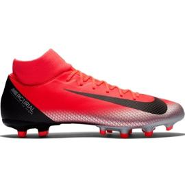 Scarpe da calcio Nike Mercurial Superfly 6 Academy CR7 Mg M AJ3541 600 rosso