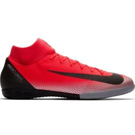 Scarpe da calcio Nike Mercurial Superfly X 6 Academy CR7 Ic M AJ3567 600 nero, arancione rosso