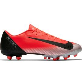 Scarpe da calcio Nike Mercurial Vapor 12 Academy CR7 Mg M AJ3721 600 rosso