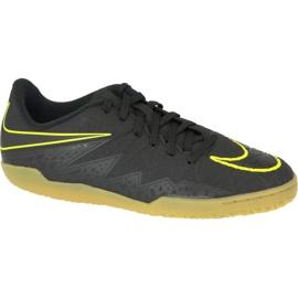Scarpe da interno Nike Hypervenomx Phelon Ii Ic Jr 749920-009 nero