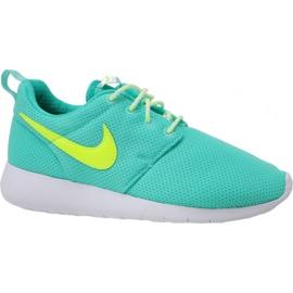 Scarpe Nike Roshe One Gs W 599729-302 blu