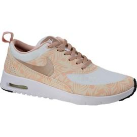 Scarpe Nike Air Max Thea Print Gs W 834320-100 marrone