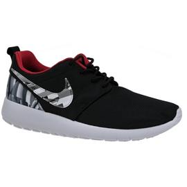 Scarpe Nike Roshe One Print Gs W 677782-012 nero