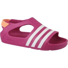 Sandali Adidas Adilette Play I Jr B25030 rosa