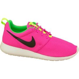 Scarpe Nike Rosherun Gs W 599729-607 rosa