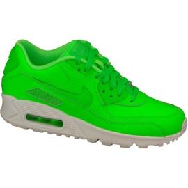 Scarpe Nike Air Max 90 Ltr Gs W 724821-300 verde